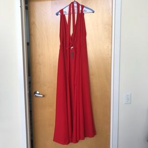 Lovers Friends Dresses Nwt Lovers Friends Leah Gown Poshmark